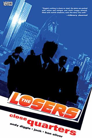 The Losers, Vol. 4: Close Quarters