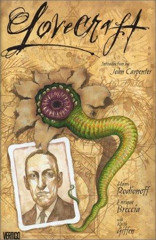 Lovecraft by Hans Rodionoff