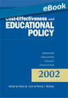 Cost-Effectiveness and Educational Policy