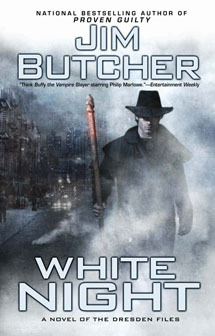 White Night (The Dresden Files, #9)
