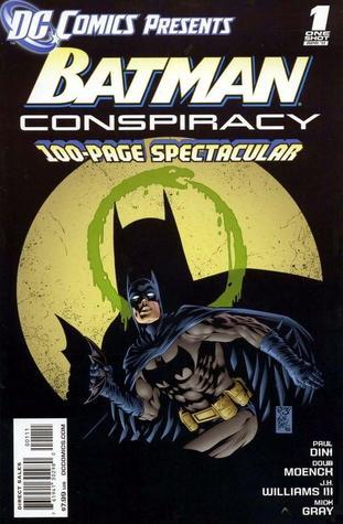 DC Comics Presents: Batman - Conspiracy