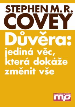 Důvěra by Stephen M.R. Covey