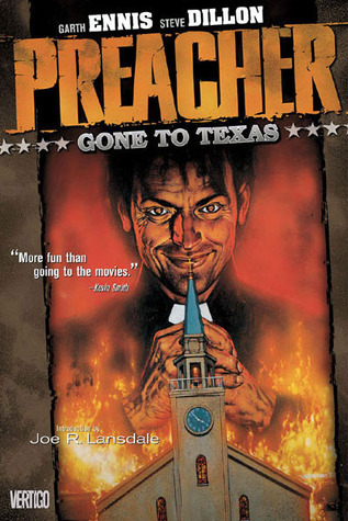 Preacher, Volume 1: Gone to Texas cover
