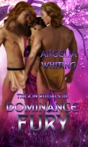 Dominance Fury (Trigon Rituals, #3)