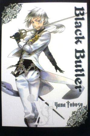 Black Butler, Vol. 11 by Yana Toboso