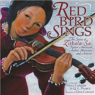 Red Bird Sings by Gina Capaldi