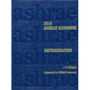 2010 Ashrae Handbook: Refrigeration: Inch Pound Edition
