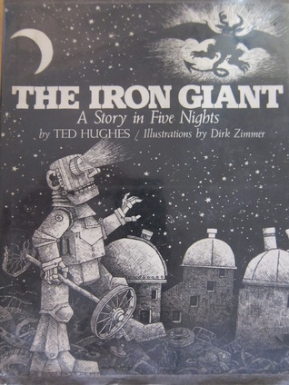 The Iron Giant: A Story in Five Nights