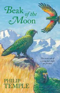 Beak of the Moon by Philip Temple