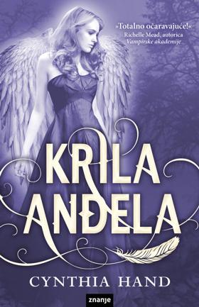 Krila anđela by Cynthia Hand