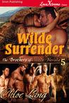 Wilde Surrender (The Brothers of Wilde, Nevada, #5)
