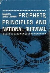Prophets, Principles, and National Survival