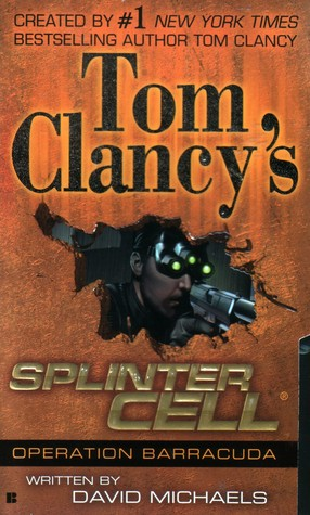 Operation Barracuda (Tom Clancy's Splinter Cell, #2)