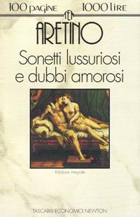 Sonetti lussuriosi e dubbi amorosi by Pietro Aretino