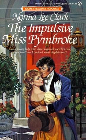 The Impulsive Miss Pymbroke