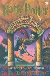 Harry Potter and the Sorcerer's Stone - Harry Potter dan Batu Bertuah (Harry Potter, #1)