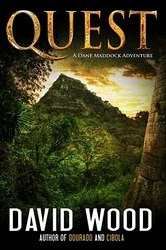 Quest (Dane Maddock #3)