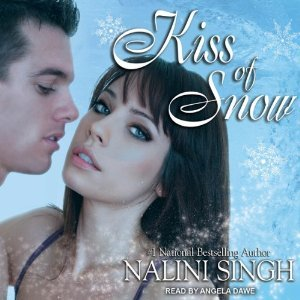 Kiss of Snow(Psy-Changeling 10)