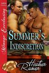 Summer's Indiscretion (Divine Creek Ranch, #7)