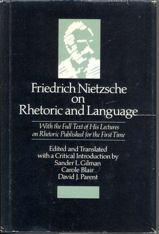 On Rhetoric and Language