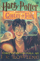 Harry Potter and the Goblet of Fire - Harry Potter dan Piala Api (Harry Potter, #4)