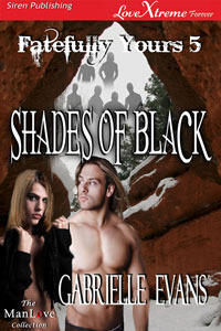 Shades of Black by Gabrielle Evans