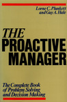 The Proactive Manager