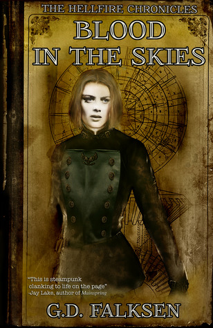 Blood in the Skies by G.D. Falksen