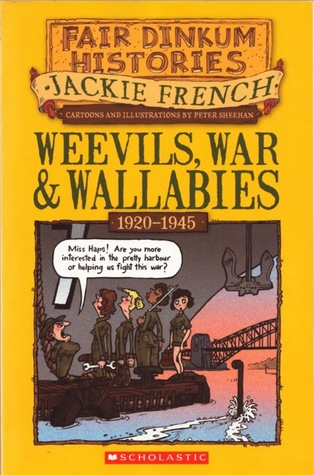 Weevils, War and Wallabies, 1920-1945