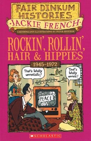 Rockin', Rollin', Hair and Hippies, 1945-1972
