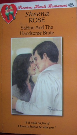 Sabine and the handsome brute by sheena rose 12023591 fandeluxe Document
