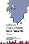 Superviviente by Chuck Palahniuk