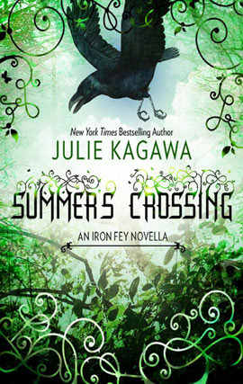 Summer's Crossing by Julie Kagawa
