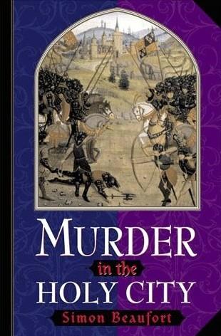 Murder in the Holy City (Sir Geoffrey Mappestone, #1)