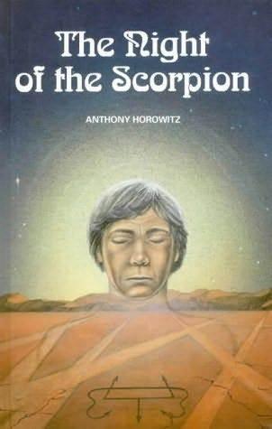 The Night of the Scorpion (Pentagram Chronicles, #2)