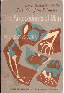 The Antecedents of Man: An Introduction to the Evolution of the Primates