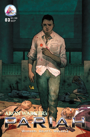Aron Warner's Pariah issue #3 by Aron Warner
