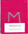 Medea 1-9