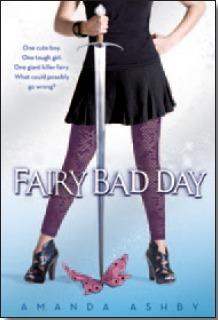 Fairy Bad Day by Amanda Ashby