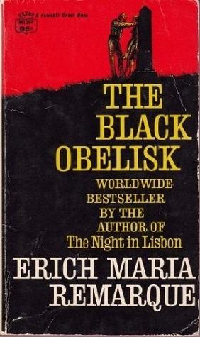 Erich maria remarque black obelisk