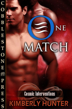One Match (Cosmic Interventions, #2)