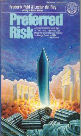 Ebook Preferred Risk by Edson McCann read!