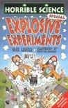 Explosive Experiments (Horrible Science)