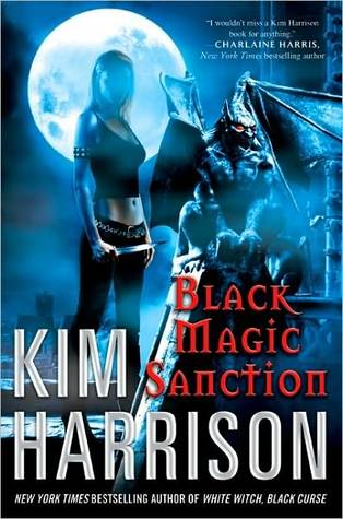 Book Review: Kim Harrison's Black Magic Sanction