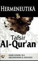 Hermeneutika & Tafsir Al-Qur'an