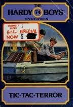 Tic-Tac-Terror (Hardy Boys, #74)