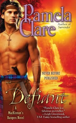 Defiant by Pamela Clare