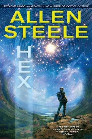 Allen Steele: Coyote Universe series