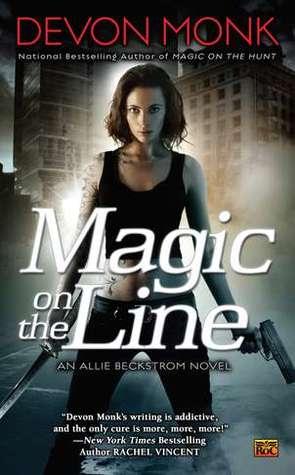 Magic on the Line by Devon Monk
