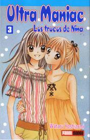 Ebook Ultra Maniac: Los trucos de Nina #3 by Wataru Yoshizumi TXT!